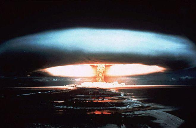 Полигоны мира для ядерных испытаний