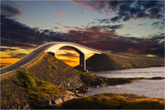 Норвежский мост в никуда