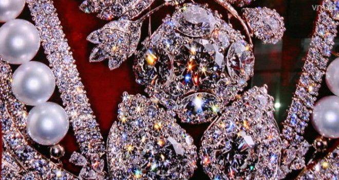 Бриллианты и жемчуга Большой короны