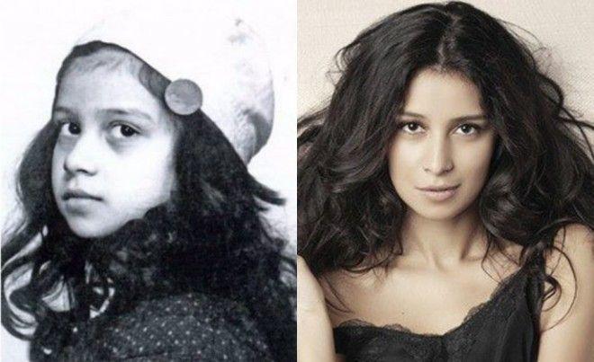 Lак выглядели знаменитые красавицы в детстве