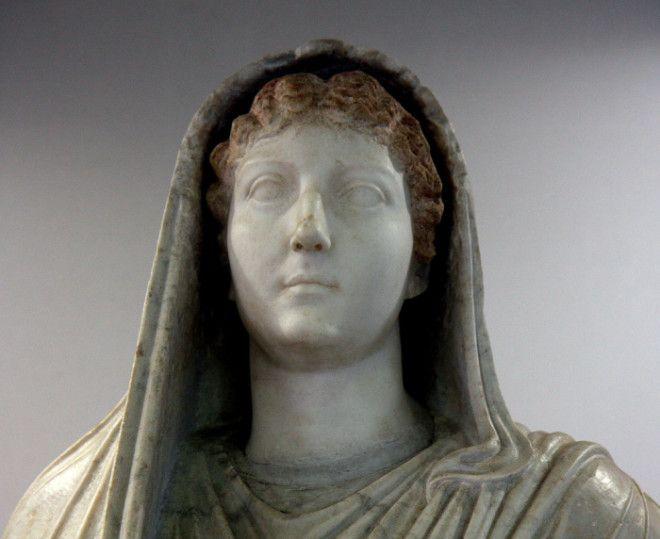 Отравительница Агриппина