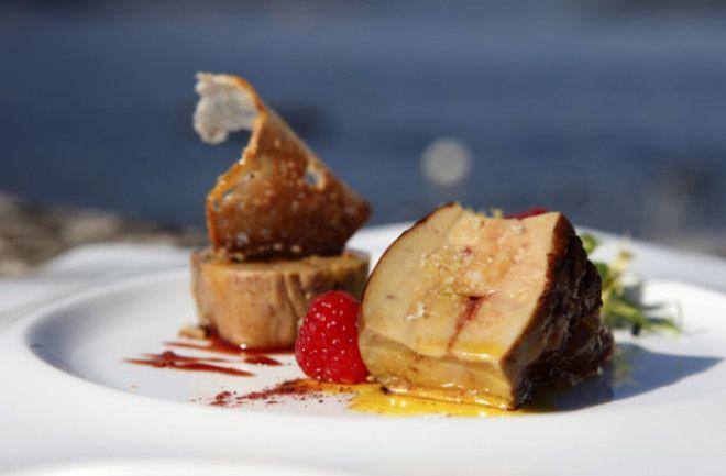 Блюдо французской кухни