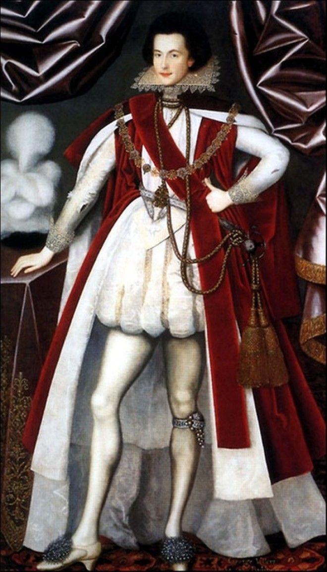 Виконт Джордж Вильерс 1616 Фото icpicslivejournalcom