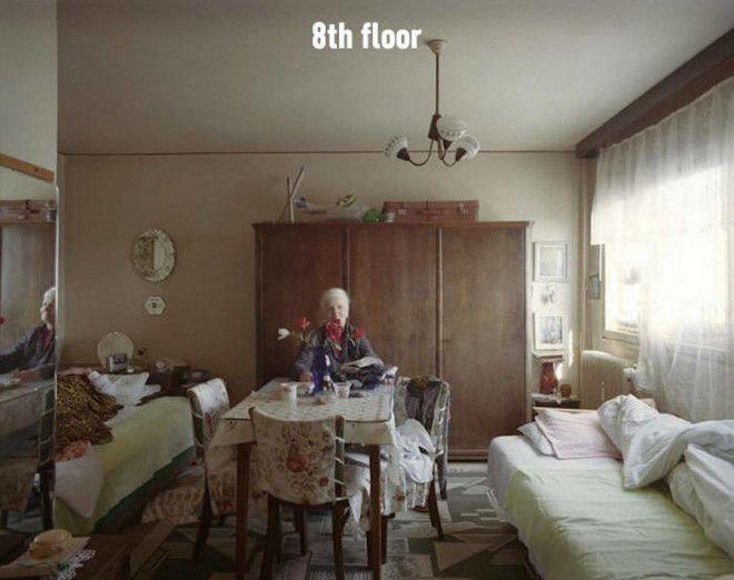 Bак одинаковые по планировке квартиры выглядят у разных хозяев