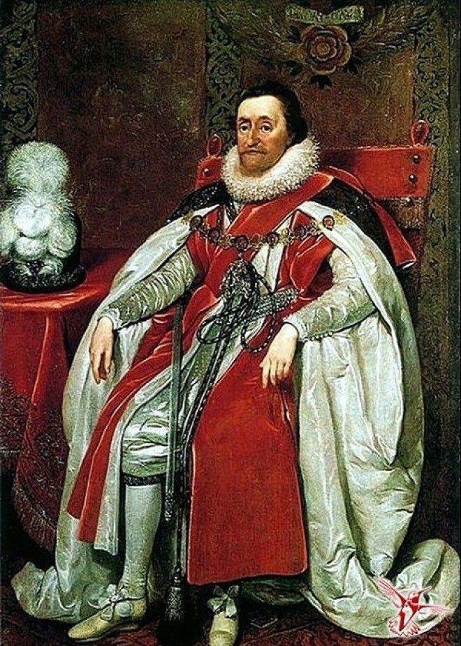 Король Англии Яков I Фото vestnikkru