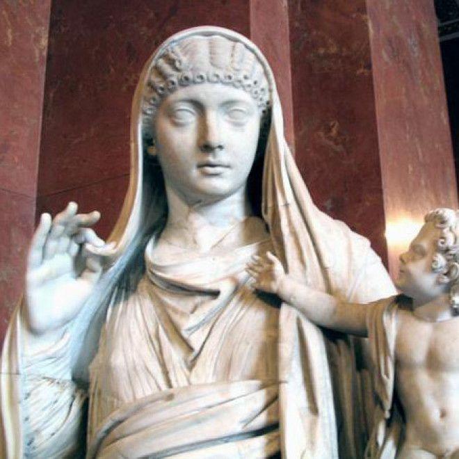 Валерия Мессалина третья жена римского императора Клавдия