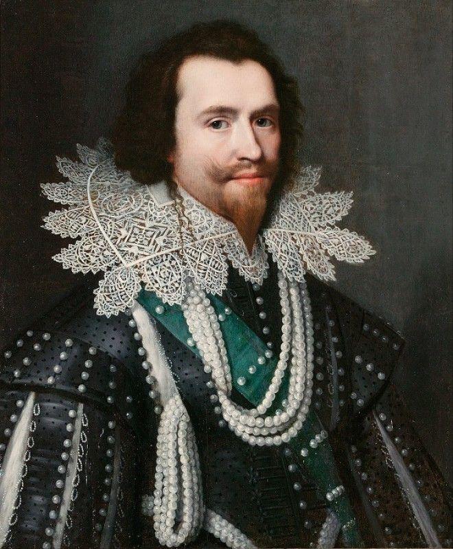 Портрет герцога Бекингема Михиль ван Миревельт Фото ruwikipediaorg