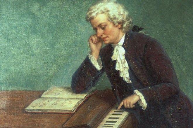 Картинки по запросу моцарт