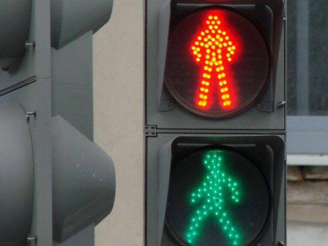 Почему светофор имеет красный жёлтый и зелёный цвета а не любые другие