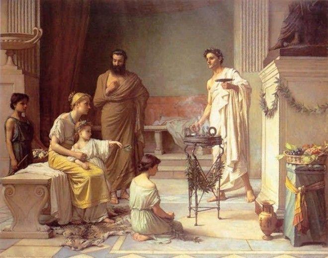 Римская семья