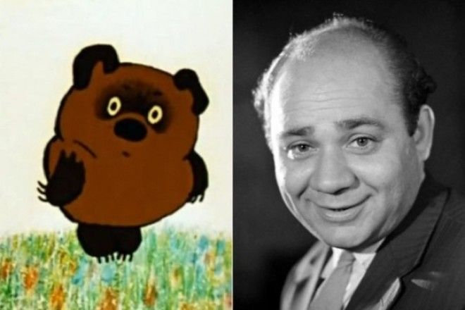 L4 персонажей советских мультфильмов и артисты которые их озвучивали