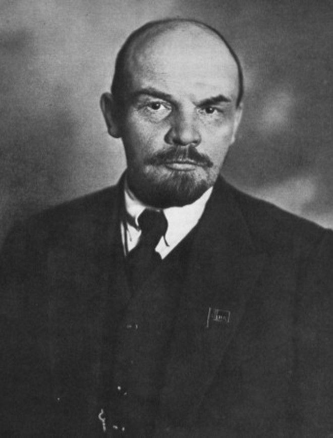 Владимир Ильич УльяновЛенин