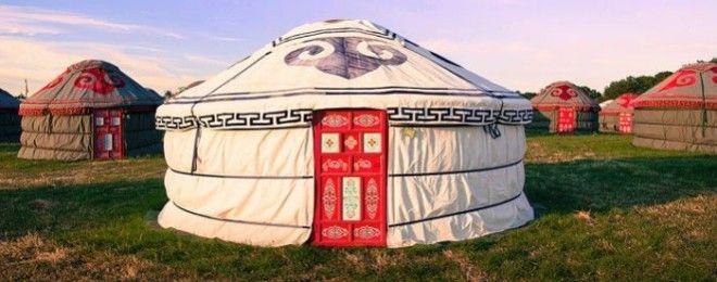 Традиционные монгольские юрты Фото thelovefieldscom