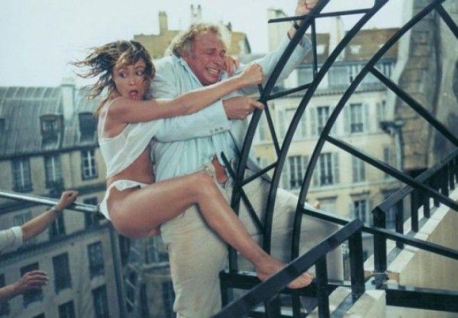 LПьер Ришар интересное о высоком блондине в чёрном ботинке