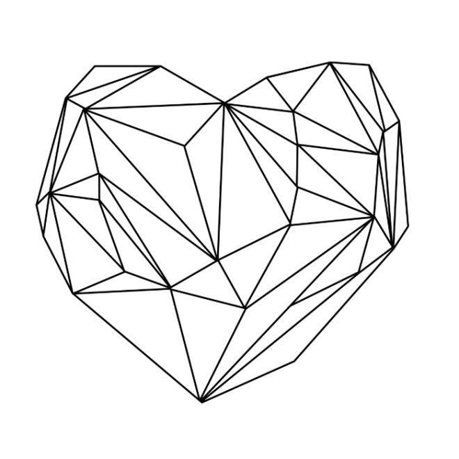 Картинки по запросу Unconscious drawing heart