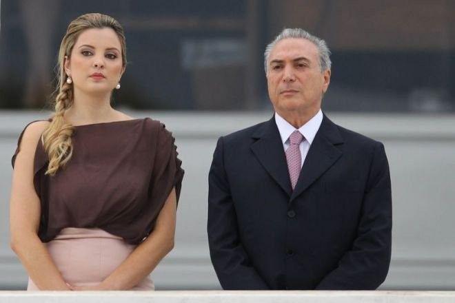 Сексуалные жены призидентов