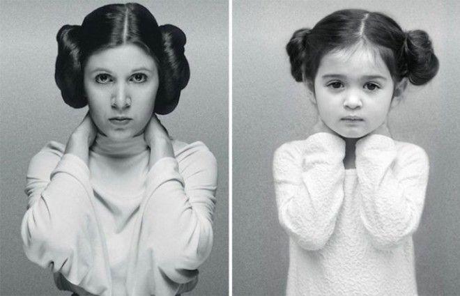 Девочка помогает своей бабушке побороть рак весьма необычным способом