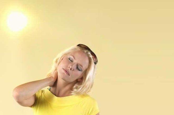 Как влияет жара на наше здоровье