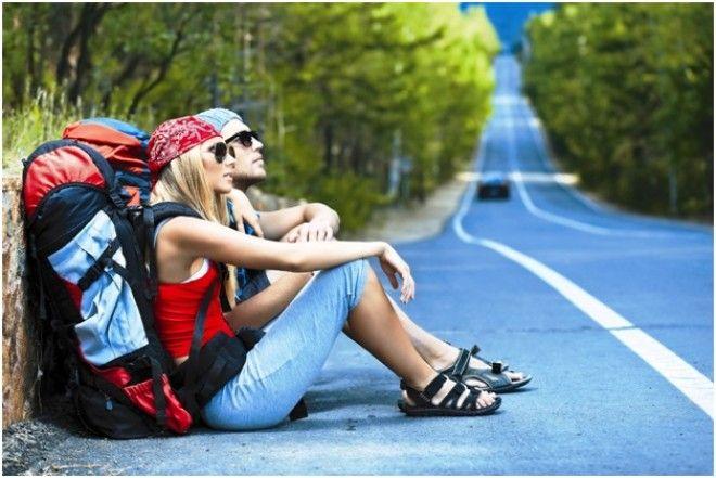 Основные ошибки во время путешествия