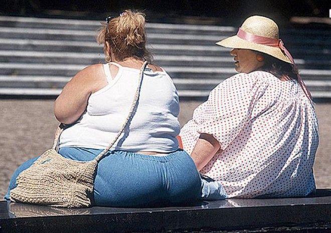 Любопытные факты о людях с лишним весом