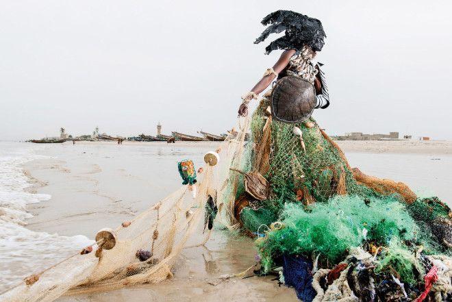 Красота и уродство мусора