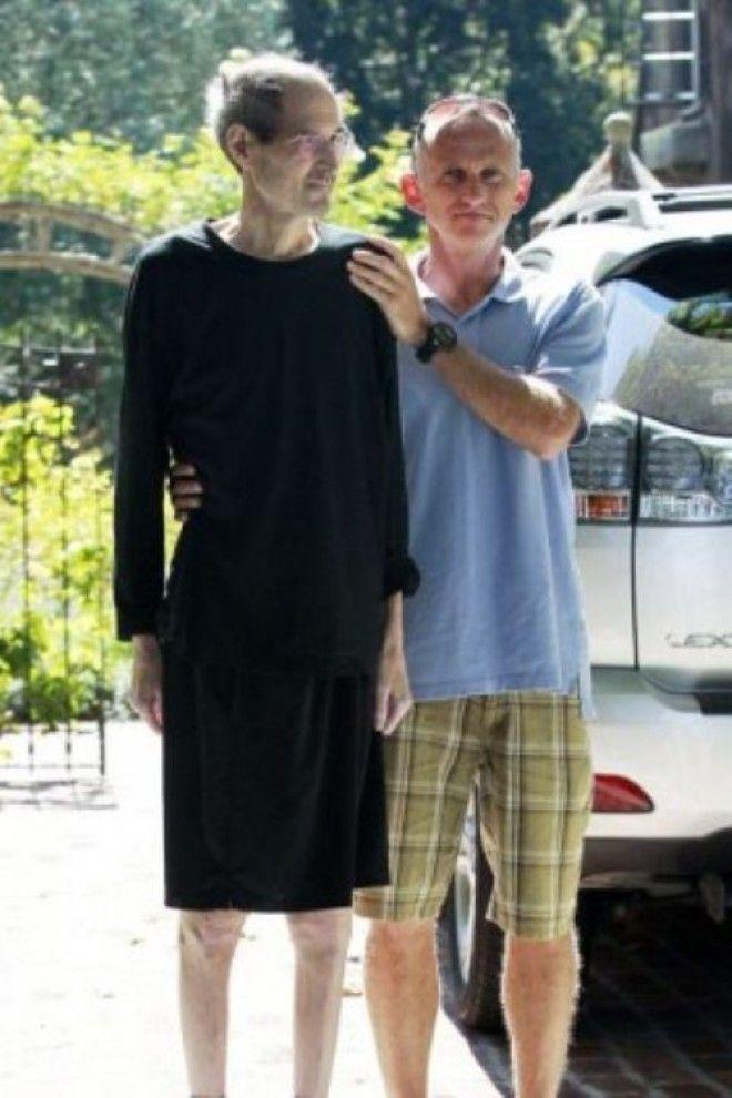 Последние предсмертные фотографии знаменитостей
