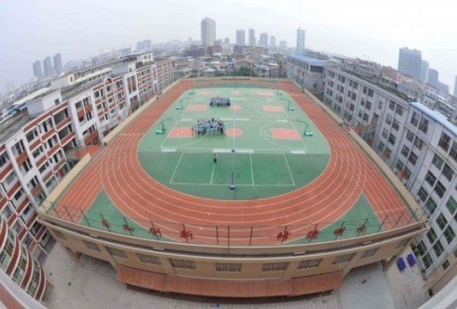 BЧто китайцы строят на крышах домов