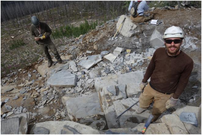 Шок Найден доисторический монстр с 50ю ногами