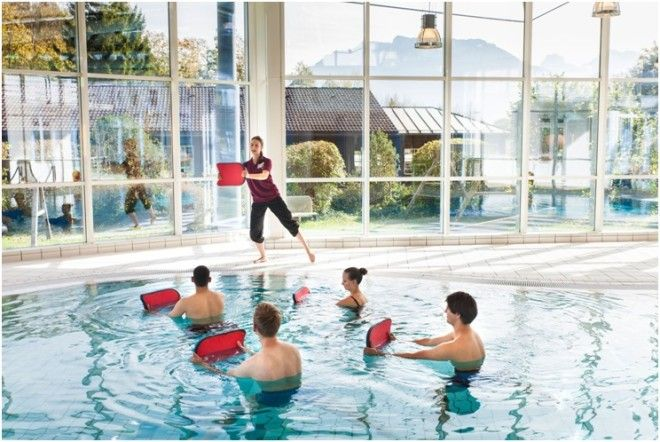 6 причин посещать бассейн