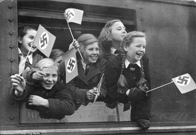 Фотоматериалы времен фашистской Германии