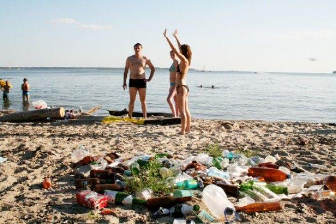 А вы так делаете 10 самых раздражающих людей на пляже
