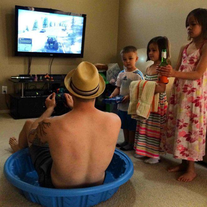 L19 веселых фотодоказательств что быть родителем тяжелый труд