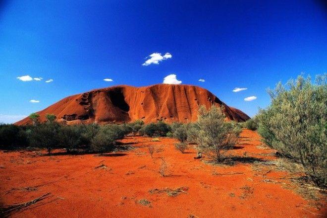 BСказочная красота самых удивительных пустынь мира