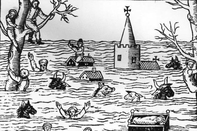 LДоггерленд Европа которая утонула