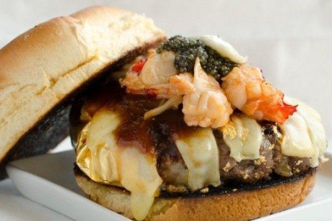 SТоп10 самые дорогие гамбургеры