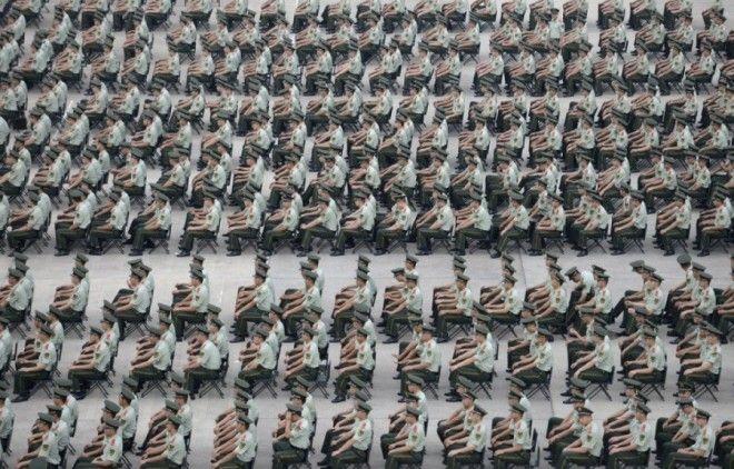 BКитайский перфекционизм 27 совершенно идеальных фотографий с людьми
