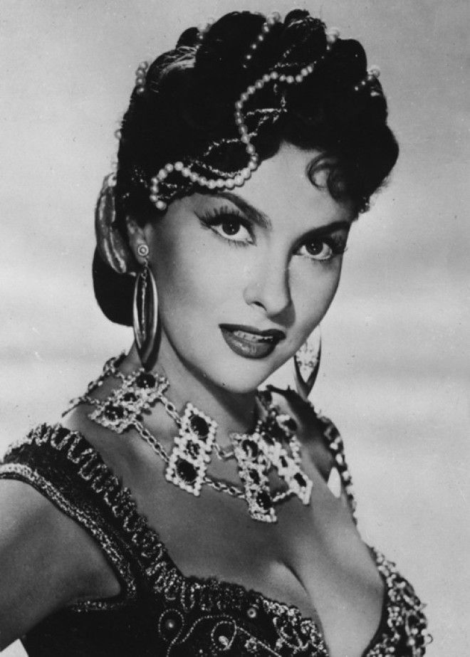 Джина Лоллобриджида фото (Gina Lollobrigida photo)
