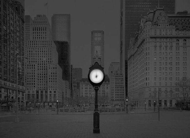 «В глубоком сне»: Центральный парк в фотографиях Майкл Массайа 14