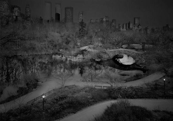 «В глубоком сне»: Центральный парк в фотографиях Майкл Массайа 1