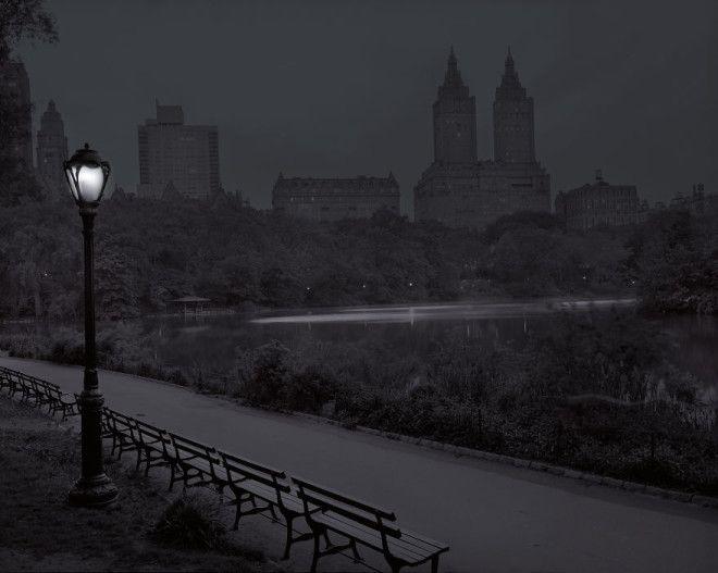 «В глубоком сне»: Центральный парк в фотографиях Майкл Массайа 30