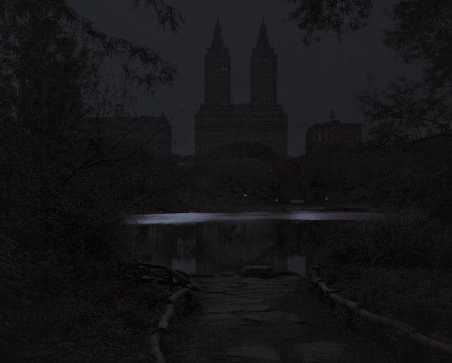 «В глубоком сне»: Центральный парк в фотографиях Майкл Массайа 31