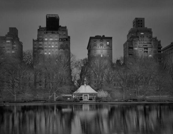 «В глубоком сне»: Центральный парк в фотографиях Майкл Массайа 32