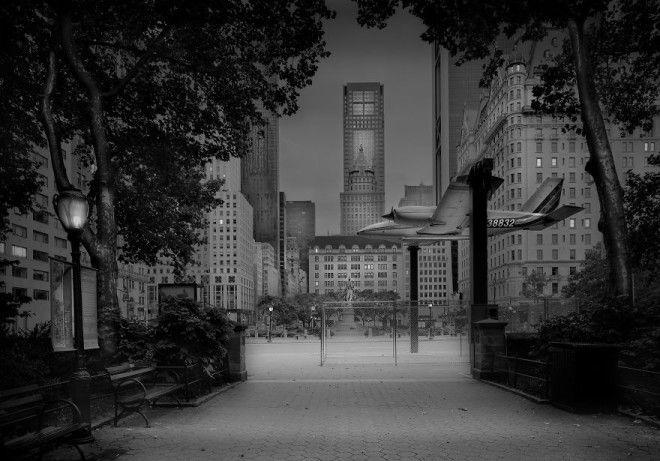 «В глубоком сне»: Центральный парк в фотографиях Майкл Массайа 35