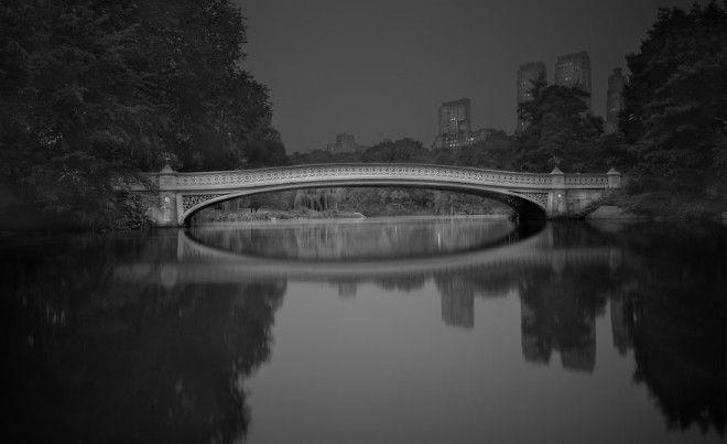 «В глубоком сне»: Центральный парк в фотографиях Майкл Массайа 6