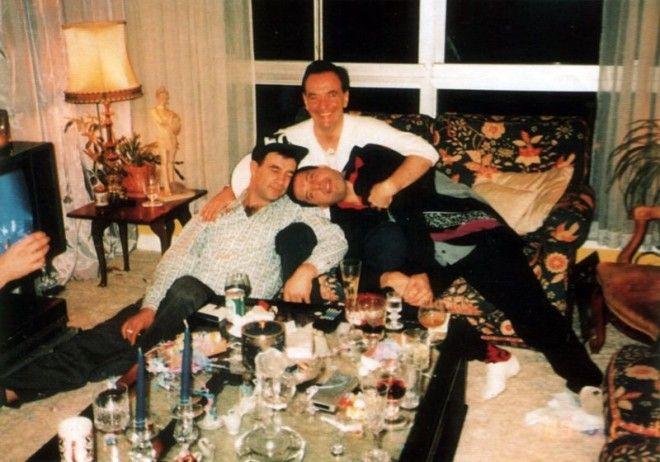 Личные фотографии Фредди Меркьюри и Джима Хаттона 10