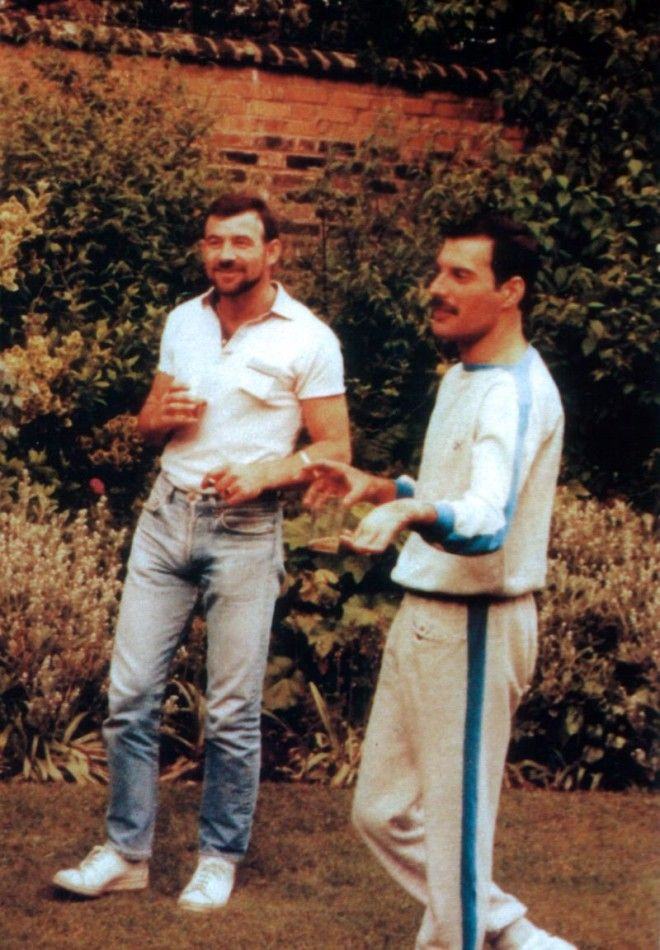 Личные фотографии Фредди Меркьюри и Джима Хаттона 12