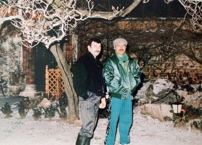 Личные фотографии Фредди Меркьюри и Джима Хаттона 14