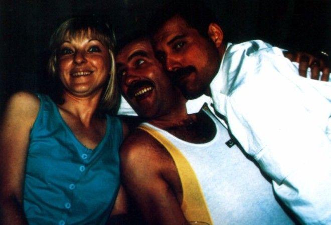 Личные фотографии Фредди Меркьюри и Джима Хаттона 18