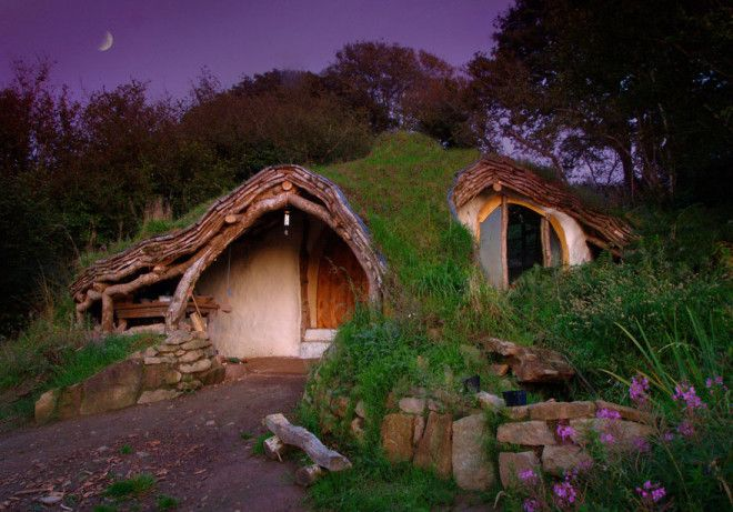 Hobbit House Wales