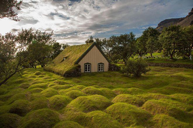 Hofskirkja Iceland